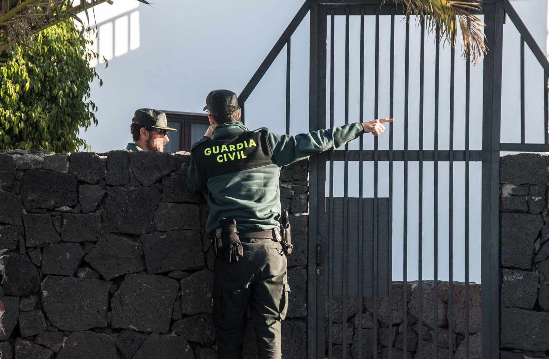 Operativo de la Guardia Civil para buscar a Romina