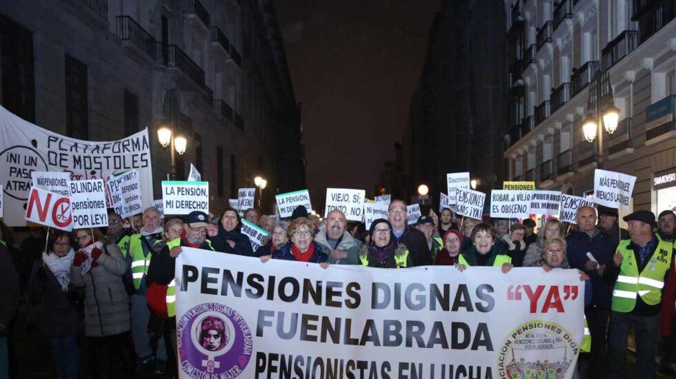 El gasto en pensiones supera los 150.000 millones tras registrar su mayor aumento en una década.
