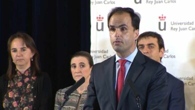 La URJC pedirá la retirada del título para los alumnos que ni hicieron trabajos ni iban a clase