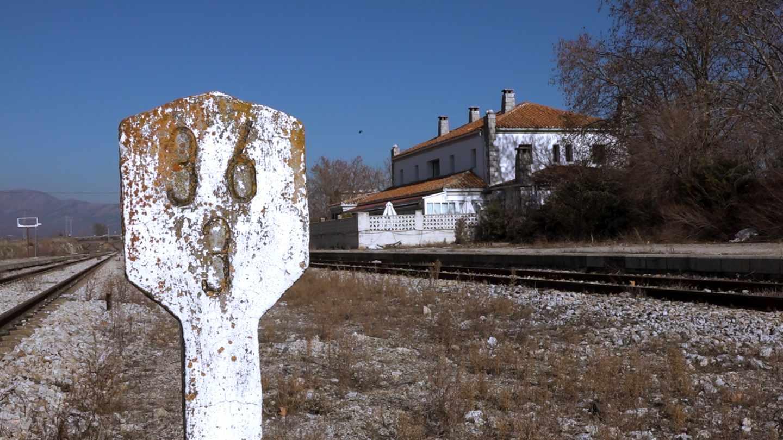 La estación fantasma de Soto del Real (Madrid)