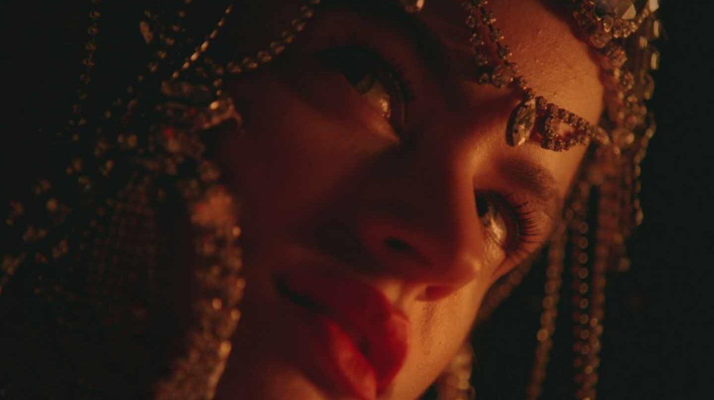 Imagen del videoclip de 'De aquí no sales' de Rosalía.