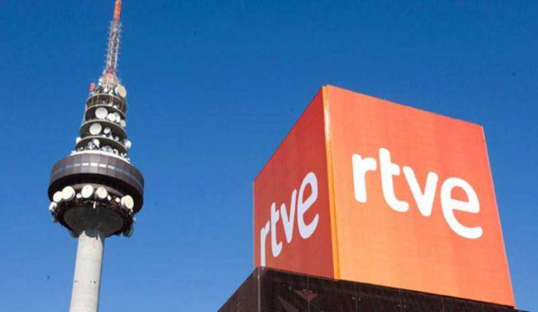 Instalaciones de Radio Televisión Española (RTVE).