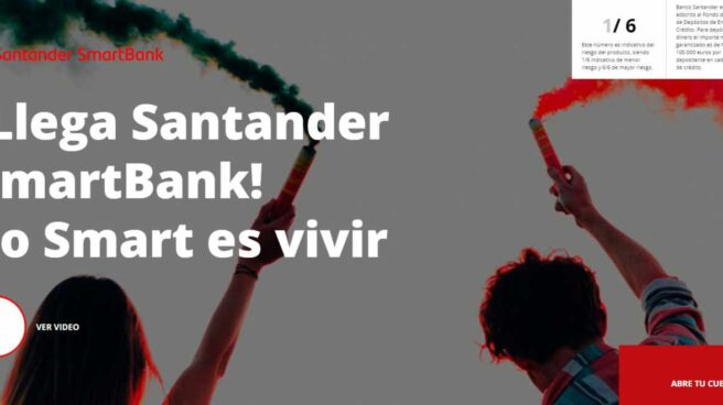 Santander Smart Bank.