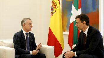 Sánchez remitió por carta a Urkullu al Consejo Interterritorial una hora antes de firmar su decreto