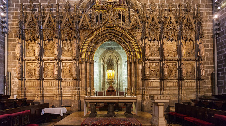 La Capilla del Santo Cáliz, Catedral de Valencia