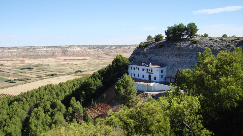 La ermita del Santo Niño de la Guardia