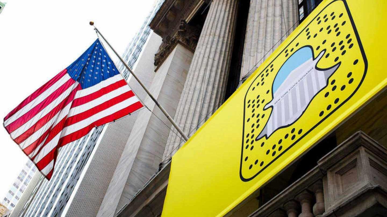 Snapchat agudiza su calvario bursátil ante la fuga de directivos.