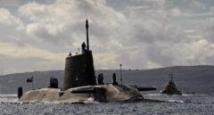 Recala en Gibraltar uno de los mayores submarinos nucleares de la Armada británica