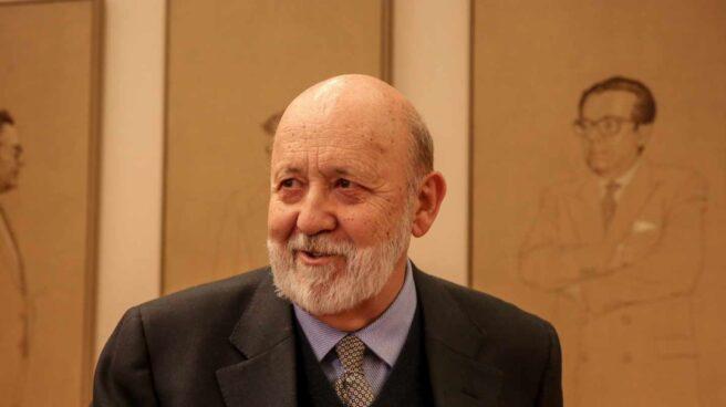José Félix Tezanos, presidente del CIS, en el Congreso.