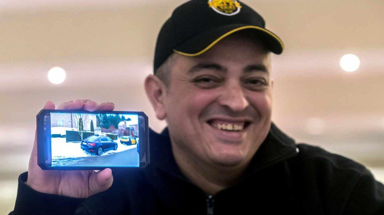 Tito Álvarez, cabecilla de la asociación Élite Taxi.