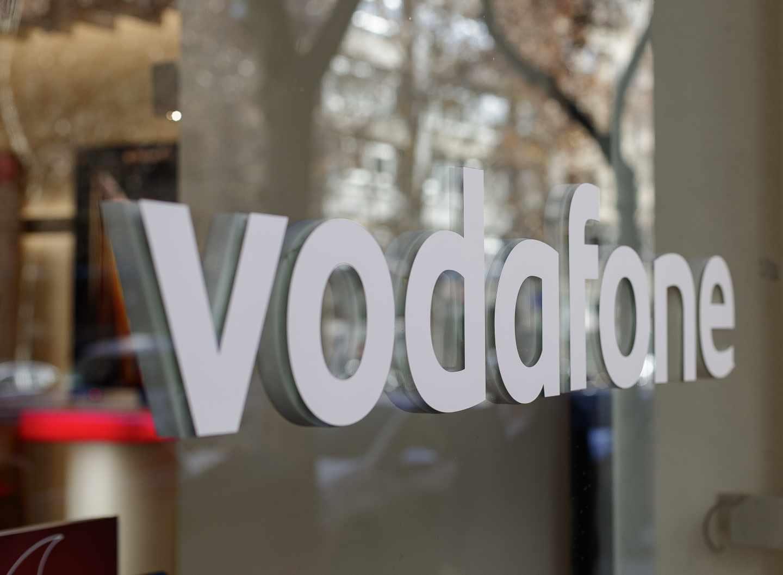 Una tienda de la red de Vodafone España.