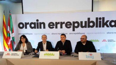 """Bildu suspende a su candidato a las europeas tras reconocer """"actuaciones inaceptables"""" con su expareja"""