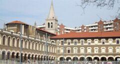 Colegio de la orden de los Salesianos en el barrio de Deusto de Bilbao.