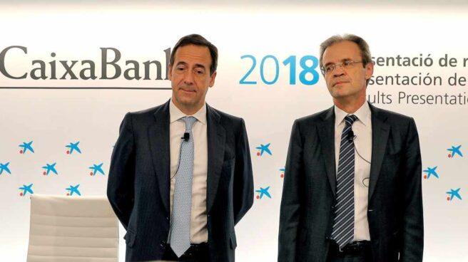 """CaixaBank advierte: """"2019 será otro año complicado para la banca""""."""
