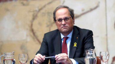 El Govern de Torra se sube el sueldo un 5% en sus presupuestos virtuales