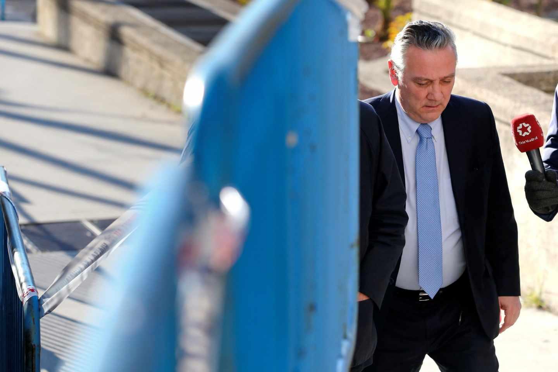El exconsejero de la Comunidad de Madrid Alfredo Prada.