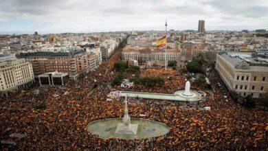 PP, Vox y Ciudadanos se suman a la manifestación contra los indultos el 13 de junio en la plaza de Colón