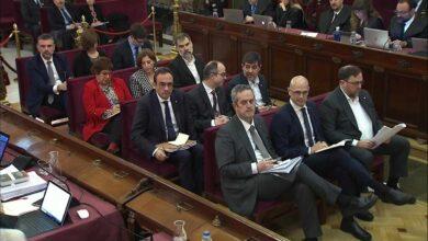 Los líderes del 'procés' esperan la sentencia el lunes a mediodía