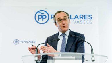Alfonso Alonso ficha por la consultora del ex ministro socialista José Blanco