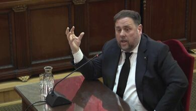 Junqueras vuelve al Parlament como testigo del 155 con la vista puesta en el Congreso