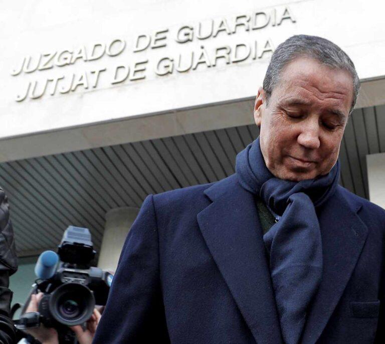 La UCO identifica en Andorra seis millones que atribuye a comisiones de Zaplana