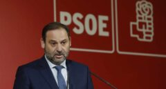 El secretario de Área del PSOE y ministro de Fomento, José Luis Ábalos.
