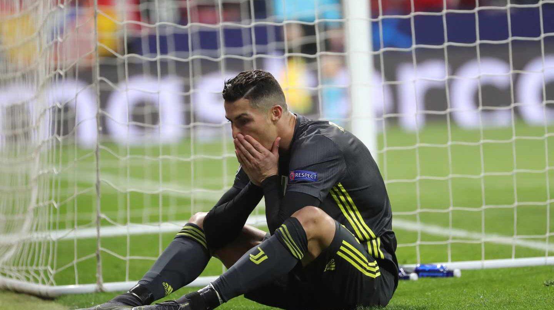 El tropiezo contra el Atlético de Madrid hunde las acciones de la Juventus.