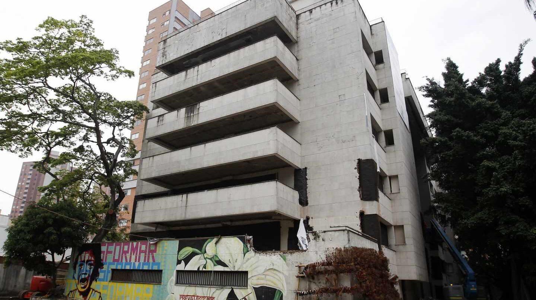 El edificio Mónaco, símbolo del poder de Pablo Escobar.