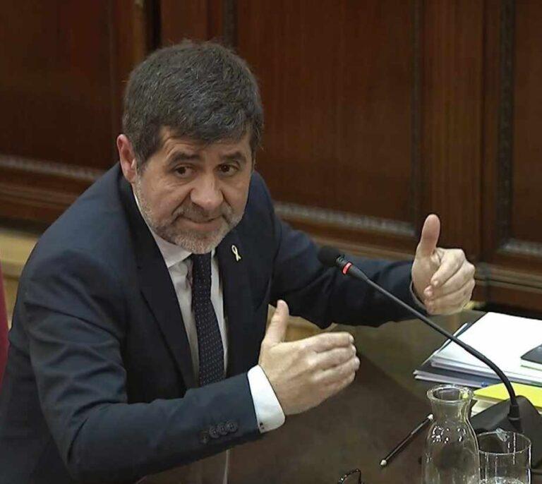 Jordi Sánchez señala a Llarena en su recurso por vulneración de derechos ante el TEDH