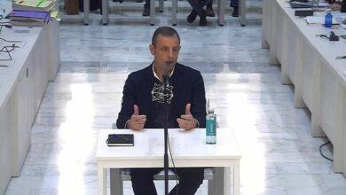 La Audiencia absuelve a Sandro Rosell tras pasar casi dos años en prisión preventiva