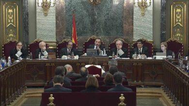El Tribunal Supremo se mostrará en contra del indulto a los condenados por el 'procés'