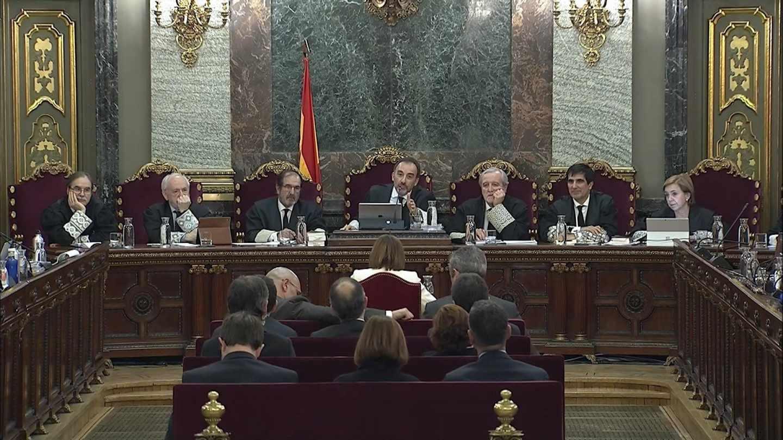 El tribunal del 'procés' pide a la Fiscalía que diga si Junqueras debe seguir en prisión