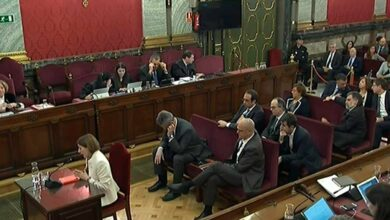 """Forcadell trata de desinflar la proclamación de la república catalana: """"No tuvo efectos jurídicos"""""""