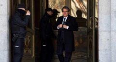 """Mas aconsejó a Puigdemont que convocara elecciones para """"controlar la situación"""""""