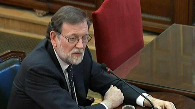 Juicio al procés: Mariano Rajoy, ante el Supremo.