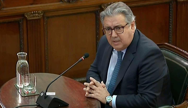 Juan Ignacio Zoido, en el Supremo.