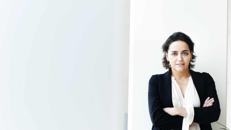 Almudena Román, directora general de ING España