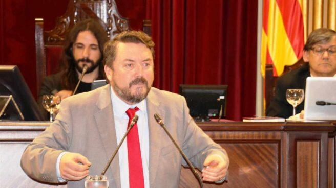 El diputado del PP en el Parlament balear Antoni Camps se pasa a Vox.