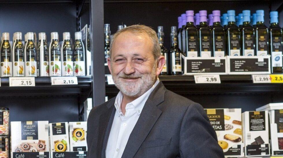El consejero delegado del Grupo Dia, Borja de la Cierva.
