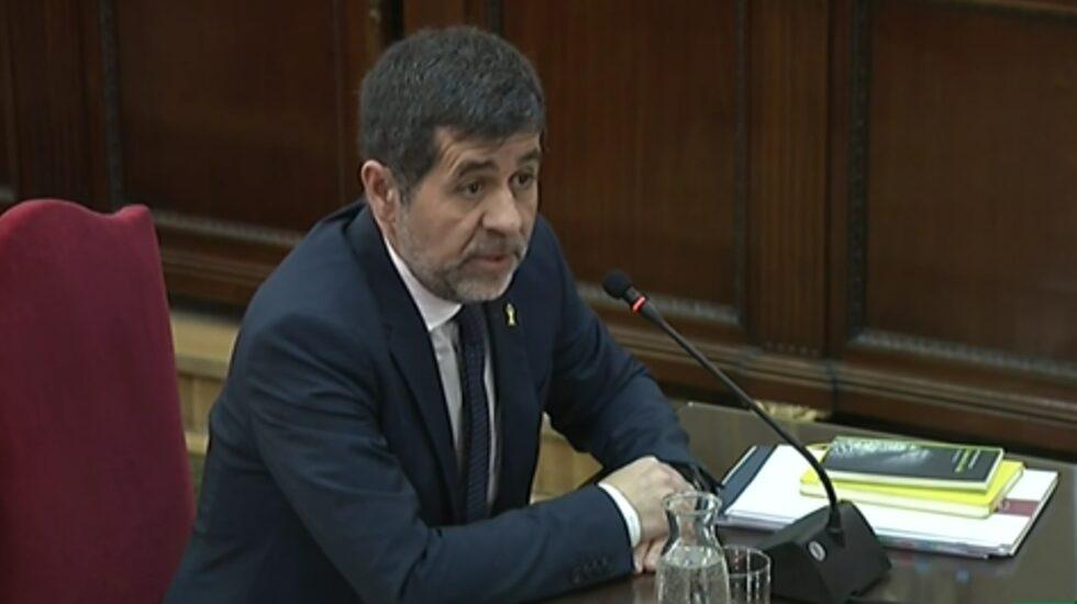 Declaración de Jordi Sánchez