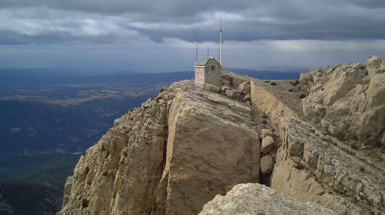 Cima del Penyagolosa, en Castellón.