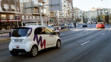 """Ni taxis ni VTC: """"El futuro es que cada vez haya menos coches"""""""