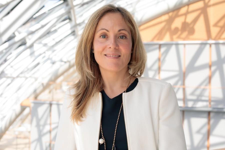 La presidenta del Banco Europeo de Inversiones, Enma Navarro.