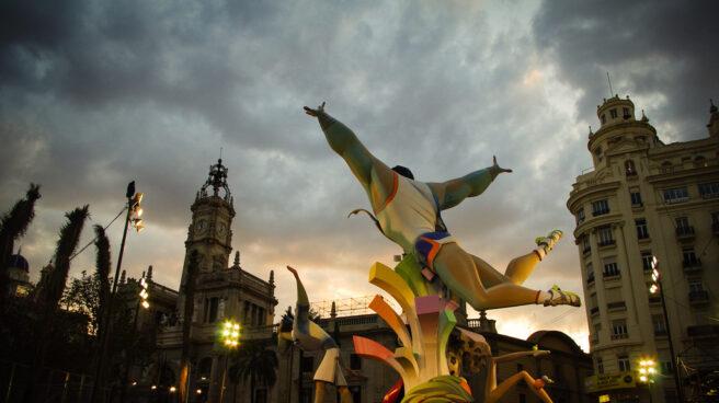 Fallas de Valencia.