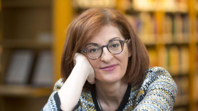 La europarlamentaria de UpyD, Maite Pagazaurtudua.