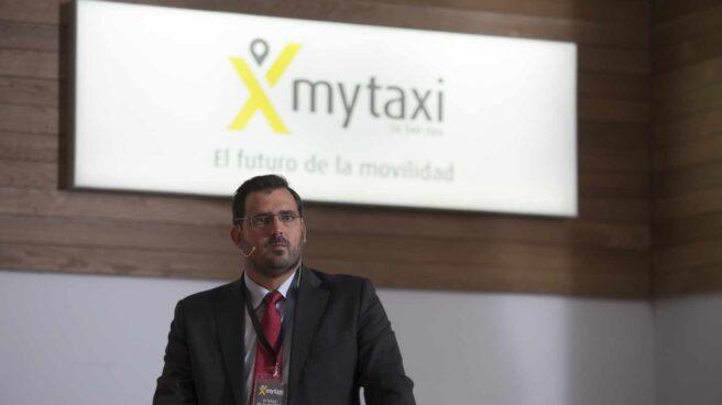 Pablo Sánchez, director general de Mytaxi