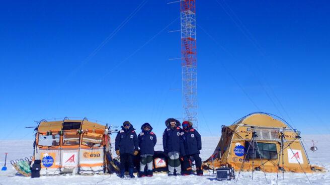 La expedición científica Antártida Inexplorada 2018-2019.