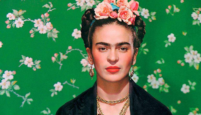 La artista mexicana Frida Kahlo.