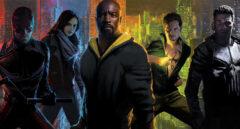 Netflix cancela las últimas producciones de Marvel en su plataforma