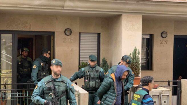 La Guardia Civil detiene a un hombre por el crimen de Llanes.